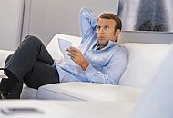 Emmanuel Macron Nude