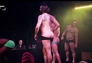 Jeff Leach nude