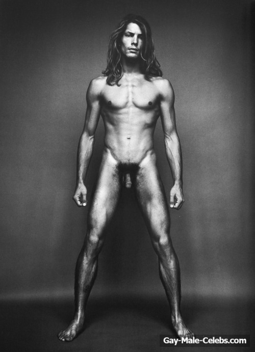 Actor Mickey Hardt Frontal Nude Photoshoot  Gay-Male -5561
