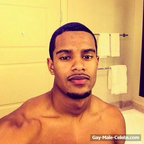 trey songz lil brother nude