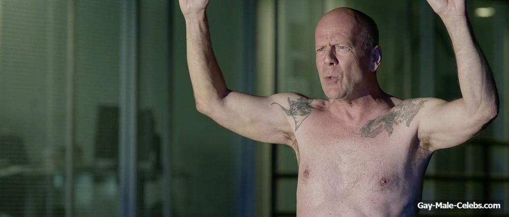 Sorry, that Bruce willis nude naked are