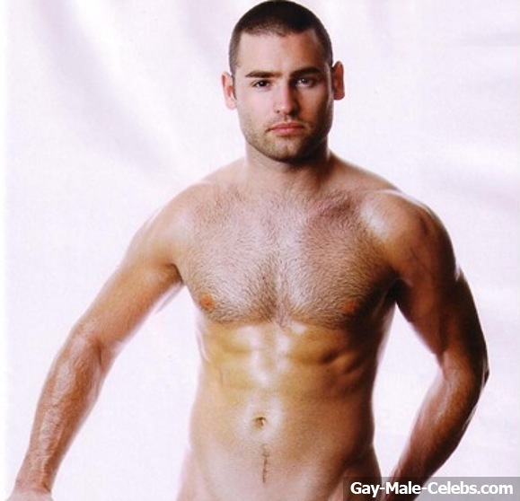Stuart Manning Nude