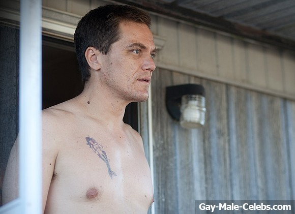 Michael Shannon Nude