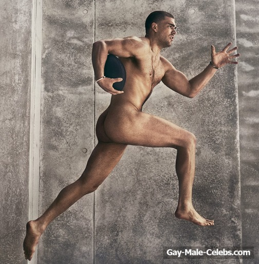 Male celebrities nelly naked