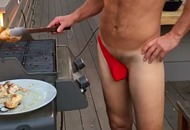 George Stults Nude