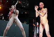 Nick Oliveri Nude