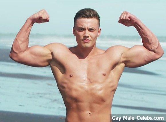 Jordan Wright Nude
