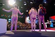 Rufus Hound Nude