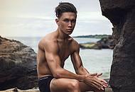 Liam Ferrari Nude
