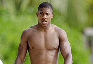 Anthony Joshua Nude