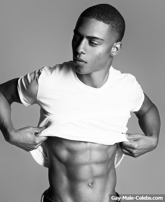 Keith Powers Nude