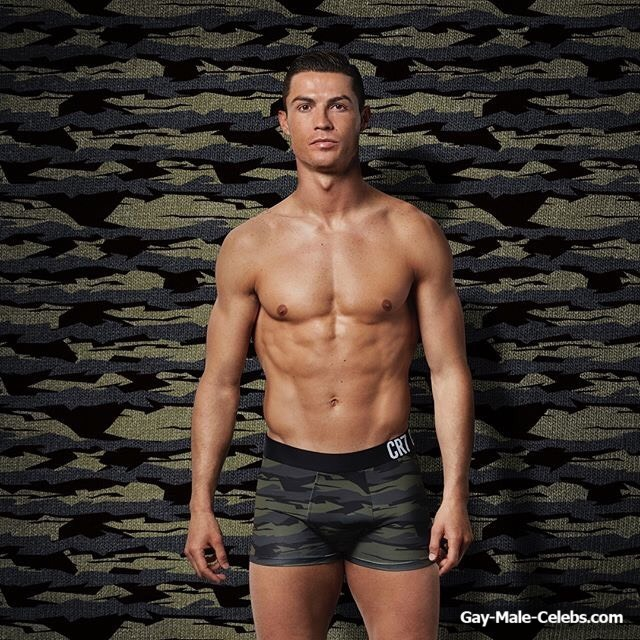 Think, cristiano ronaldo nude body with dick agree