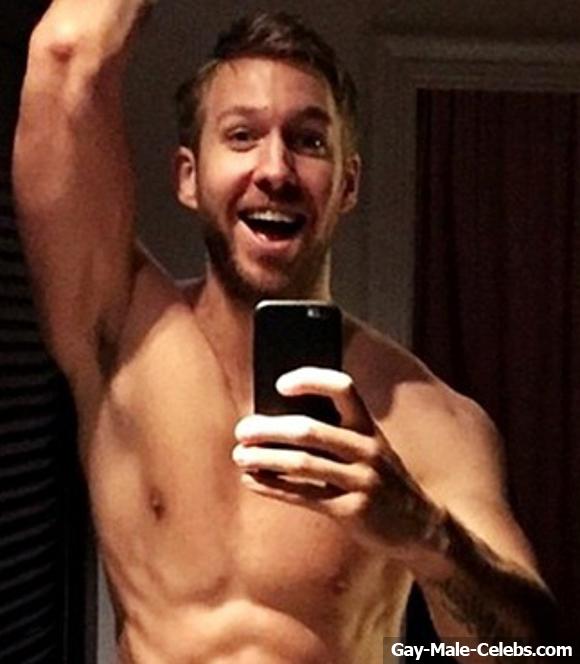 Calvin Harris Nude