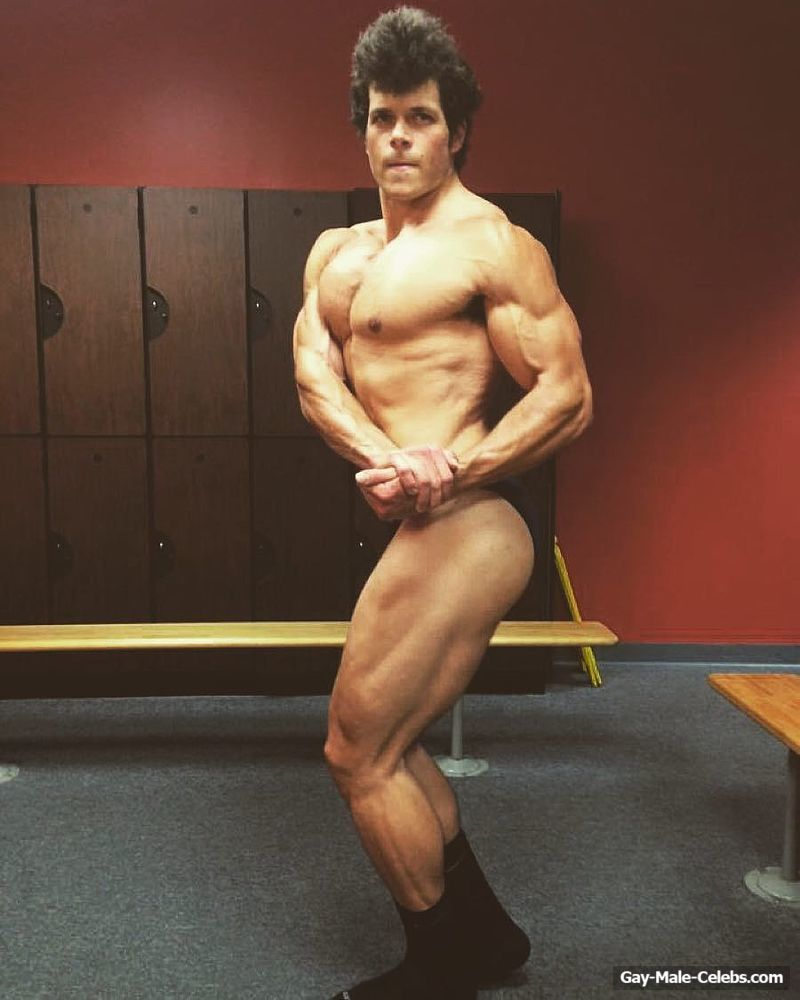 Mark Jansen Nude And Sexy Selfie Photos