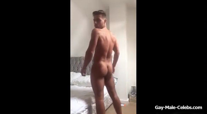 gay male jerkoff video