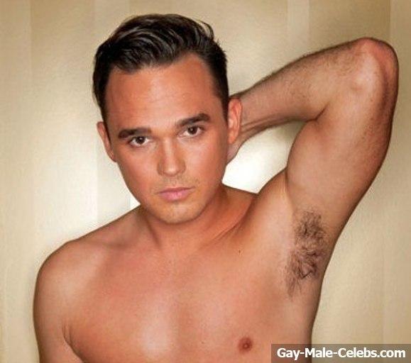 Gareth Gates Nude