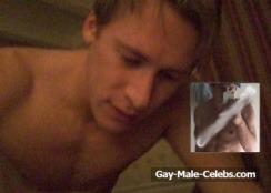 Justin lance black nude right!