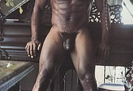 Jim Brown Nude