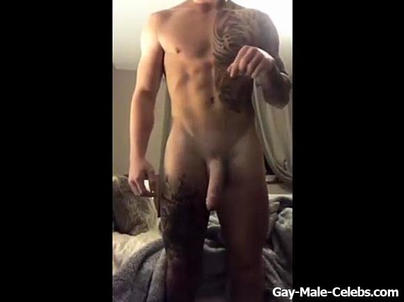 Brandon Myers Nude