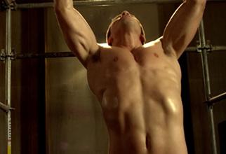 Dean Geyer Nude