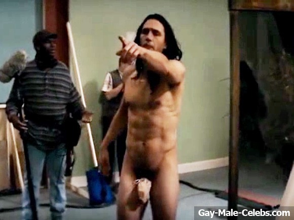 James Franco Naked
