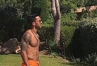 Theo Walcott Nude