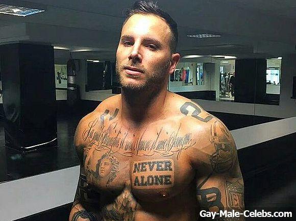 Esteban Navarro Nude Male Celebs