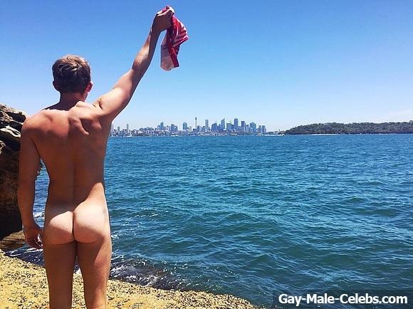 Ben Somerside Nude