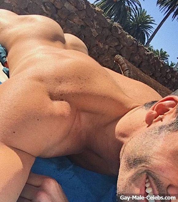 Noel Bayarri Nude male celebs