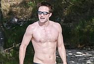 Robert Pattinson Nude