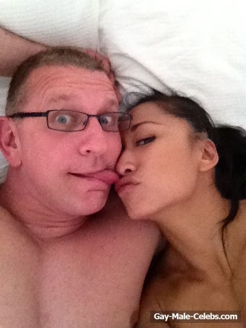 English Celebrity Chef Robert Irvine Leaked Sex Tape Scenes