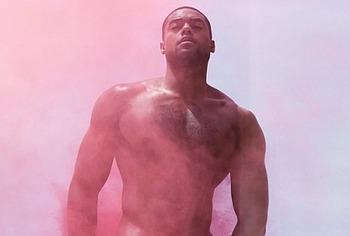 Joshua Trusty nude