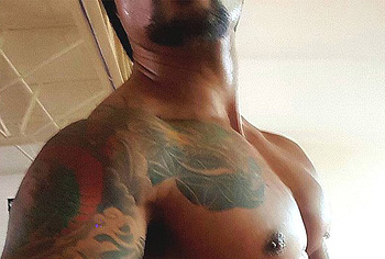 Ash Armand nude