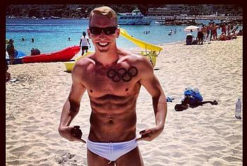 Nicholas Robinson-Baker nude