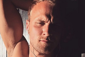 Adam Rippon nude