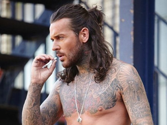 Pete Wicks nude