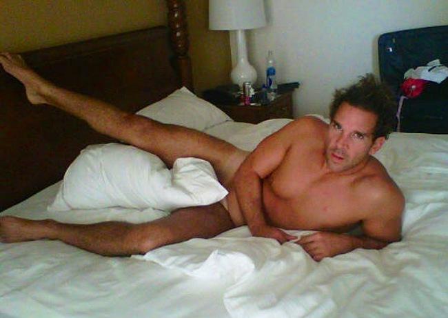 Erik Kuselias nude leaked
