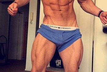 Adrien Laurent nude