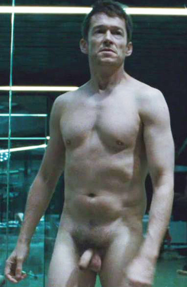 Simon Quarterman nude