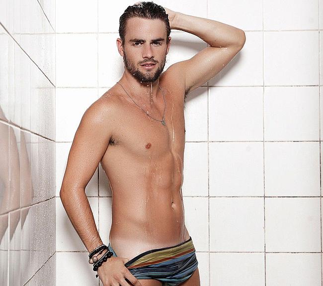 Rafael Licks nude
