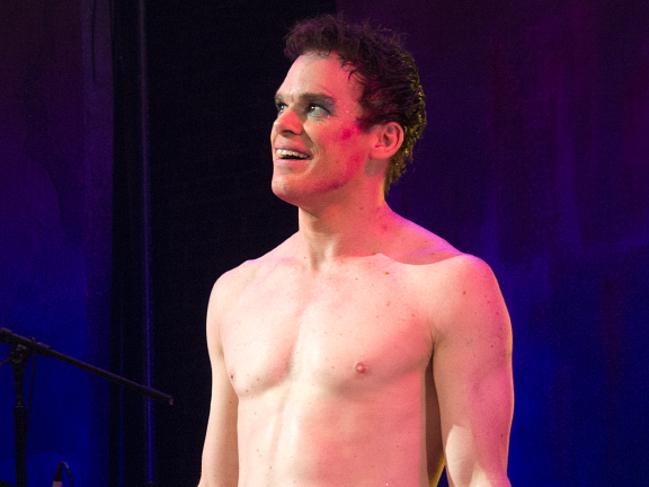 Michael C Hall Nude