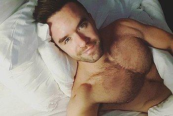 Brian Justin nude