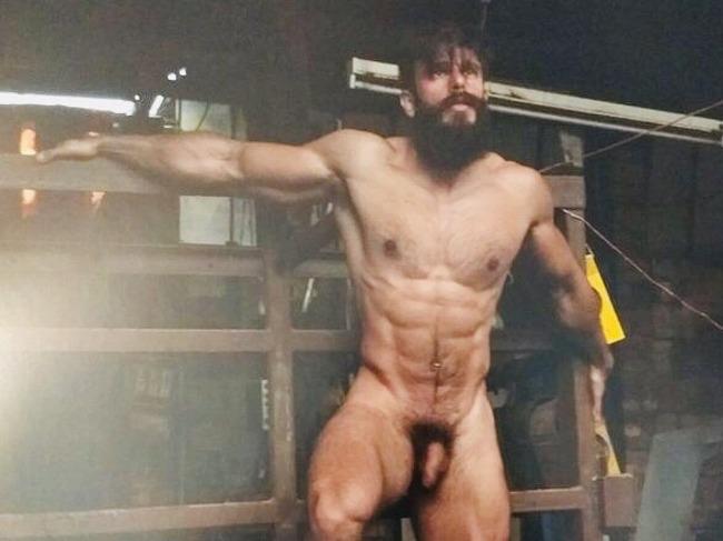 Killian Belliard nude