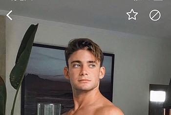 Brandon Kilgour nude
