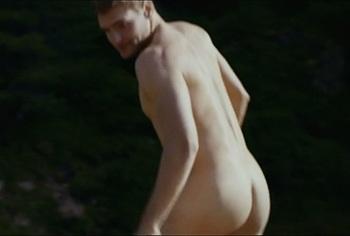 Vinzenz Wagner nude