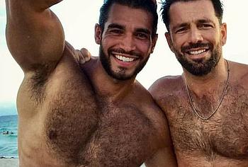 Federico Diaz nude