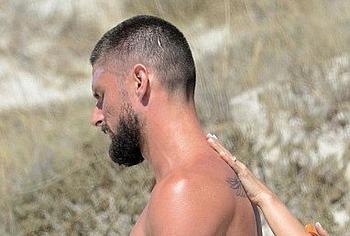 Olivier Giroud nude