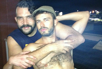 Jonny McGovern nude