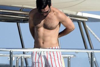 Ricky Martin nude
