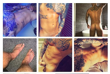 Tom Barber nude